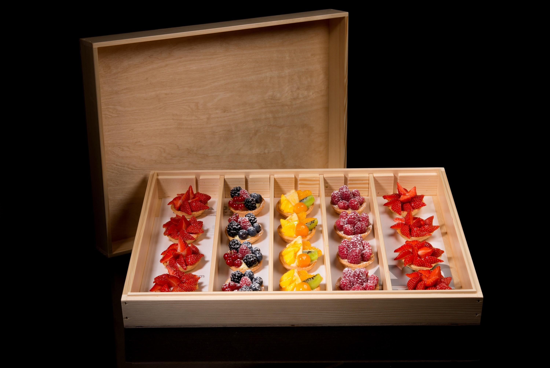 "GENUSS BOX ""Dessert"" Tarteletts"