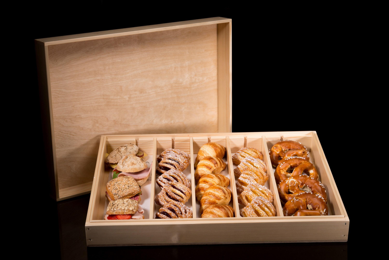 """Frühstücks-GENUSS BOX """"Klassik"""""""