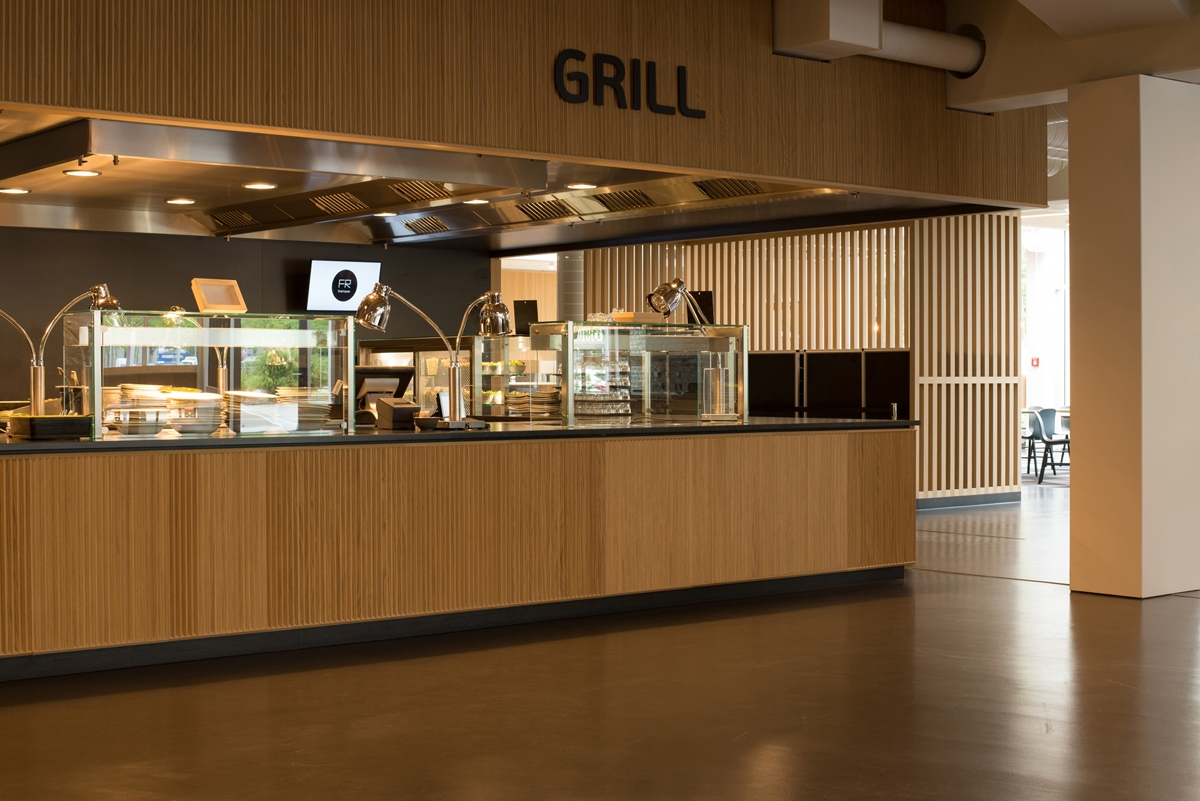 Grill-Counter